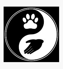 Image of: Icon Universal Animal Rights Photographic Print Redbubble Animal Shelter Drawing Wall Art Redbubble