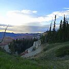 Sunset at Cedar Breaks No. 3 by halabilly