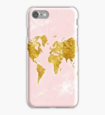 Blush World iPhone Case/Skin