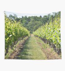 Vineyard Path Wall Tapestry