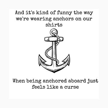 Fall Out Boy Anchor by abigailrose16
