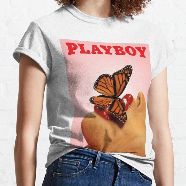 Papillon Vintage T-shirt classique