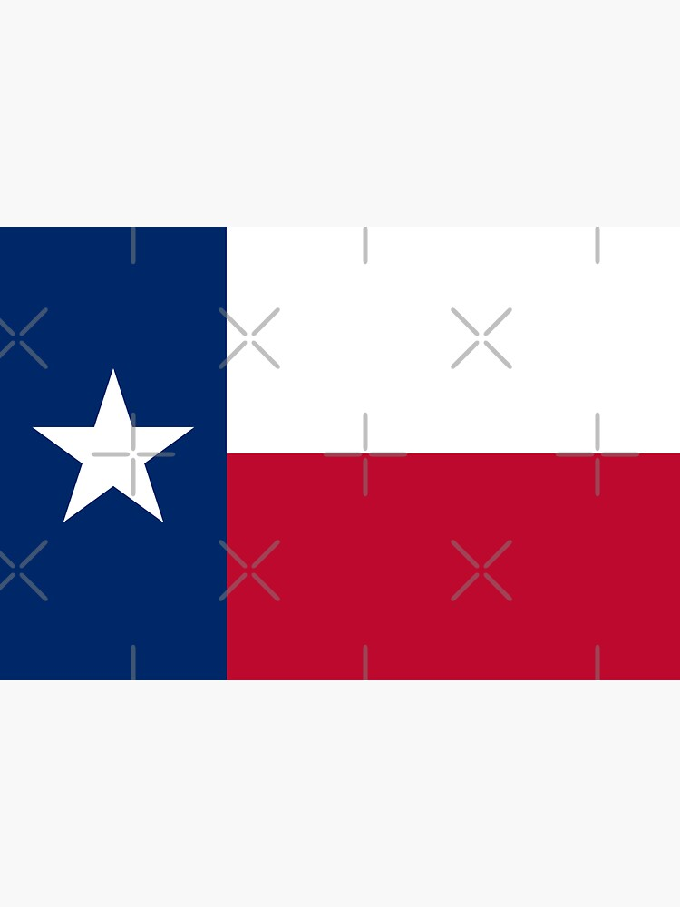Texas Flag by states