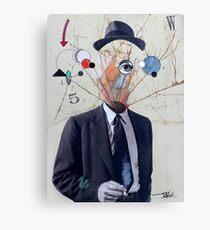 mr winterman Canvas Print