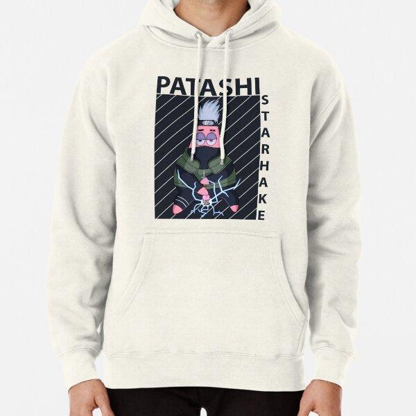 Patashi Starhake und Quallen Hoodie