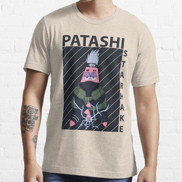 Patashi Starhake y medusas Camiseta esencial