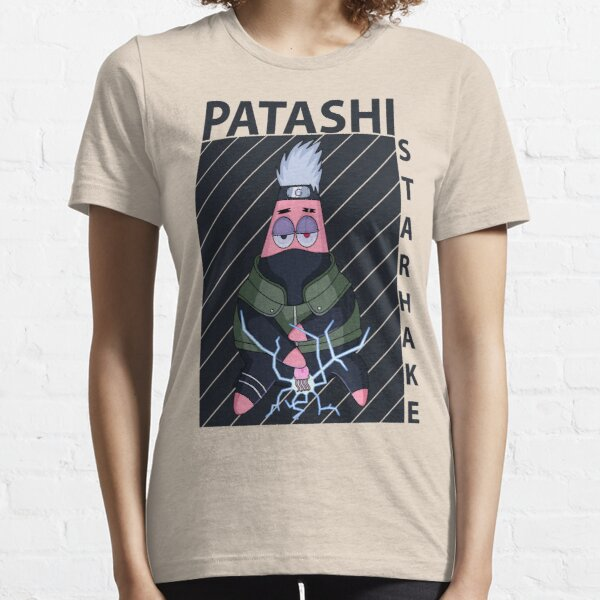Patashi Starhake et méduse T-shirt essentiel