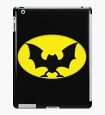 GOlBATMAN iPad Case/Skin