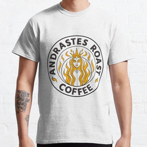 Andrastes Roast Coffee - Flaming Orange Classic T-Shirt