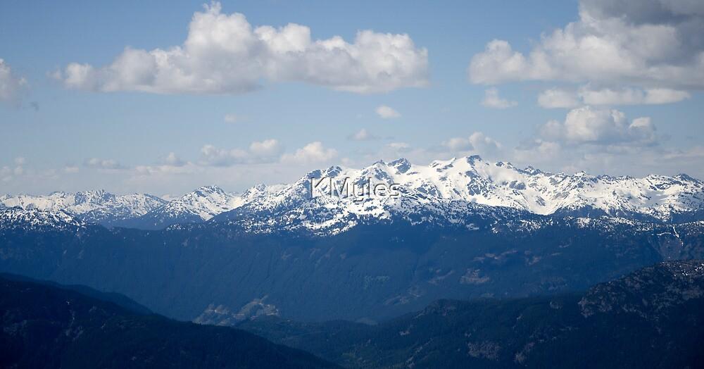 Mountain Range by KMyles