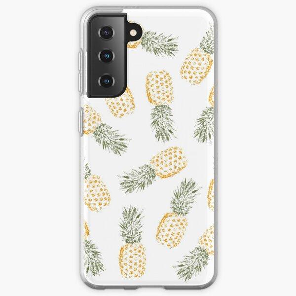 Pineapple  Samsung Galaxy Soft Case