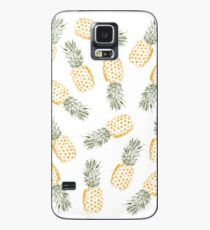 Pineapple  Case/Skin for Samsung Galaxy