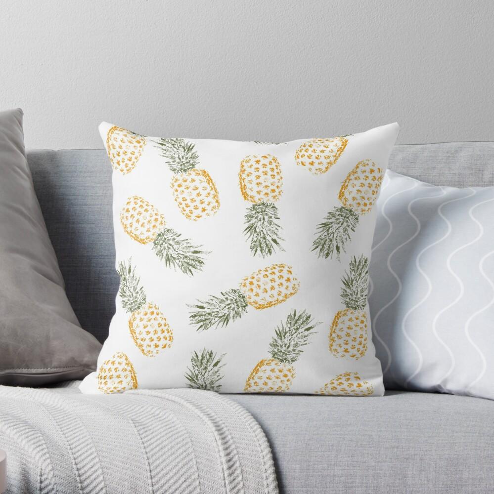 Ananas Dekokissen