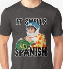 "UberHaxorNova ""It Smells Spanish"" T-Shirt"