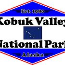 KOBUK VALLEY NATIONAL PARK ALASKA MOUNTAINS HIKING CAMPING HIKE CAMP 1980 by MyHandmadeSigns