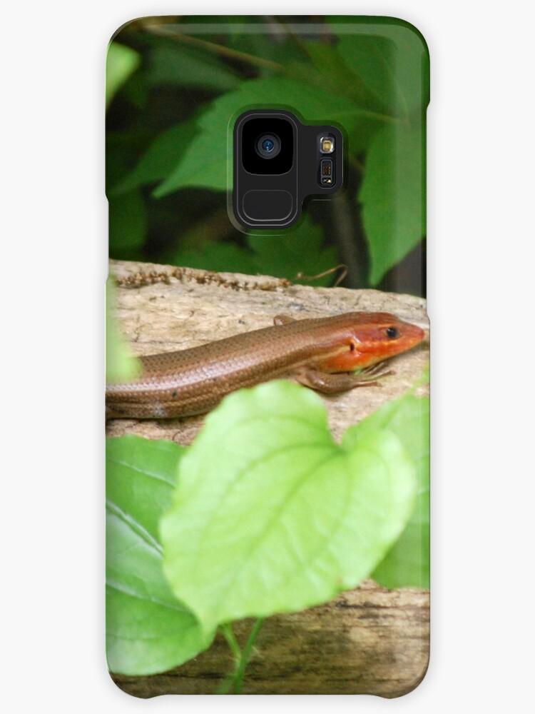 Salamander in rust by Valeria Lee