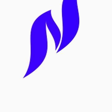 Logo #2 Blue by iBDriz