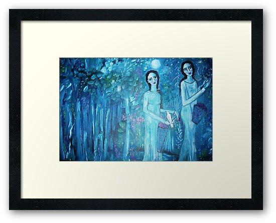 """Night Harvest"" by catherine walker"