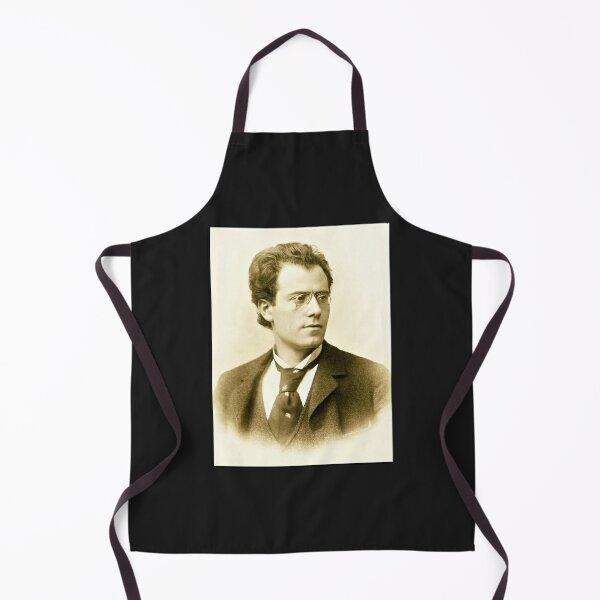 Gustav Mahler ~ Composer ~ Conductor ~ 1893 Portrait  Apron