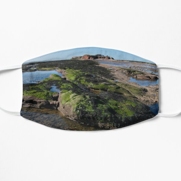 Hilbre Island Rockpools, Wirral Flat Mask