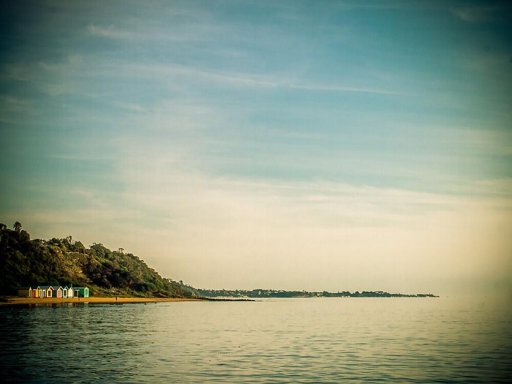 Mount Eliza towards Mornington... by PrimrosePress
