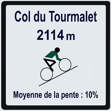 Col Du Tourmalet von BeyondEvolved