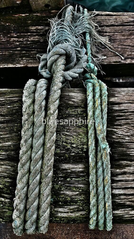 Tied Up by bluesapphire