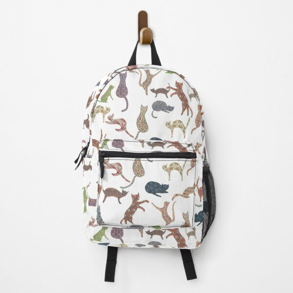 Cats game Backpack