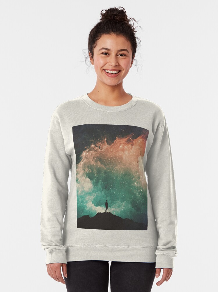 Alternate view of Sleepless Pullover Sweatshirt