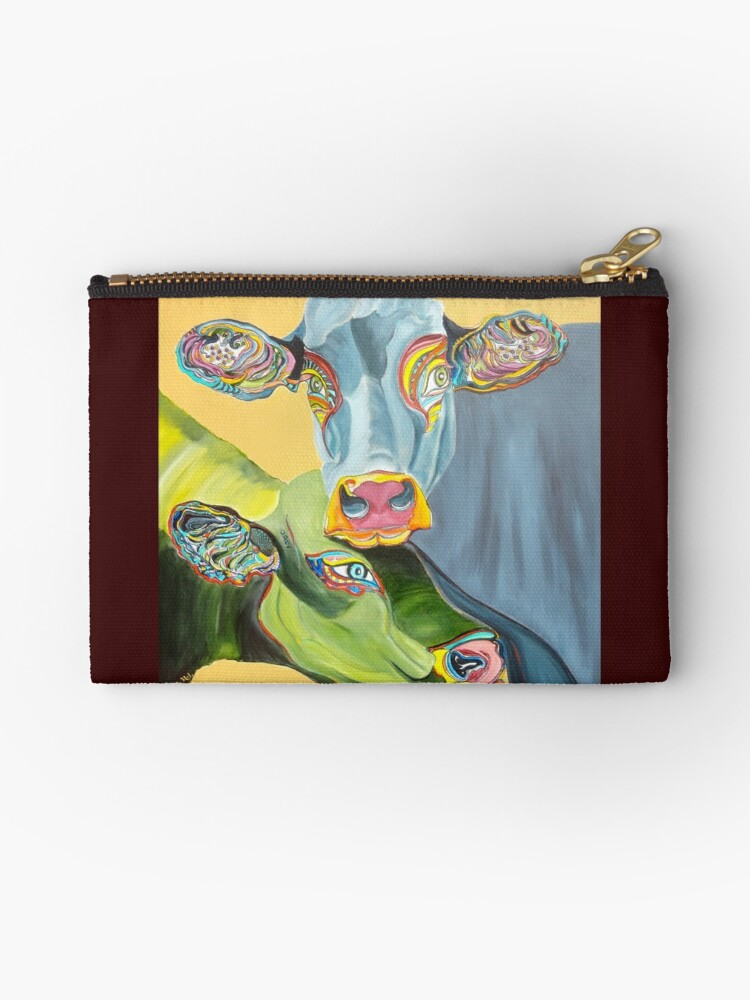 Pet Cows by Giselle Luske