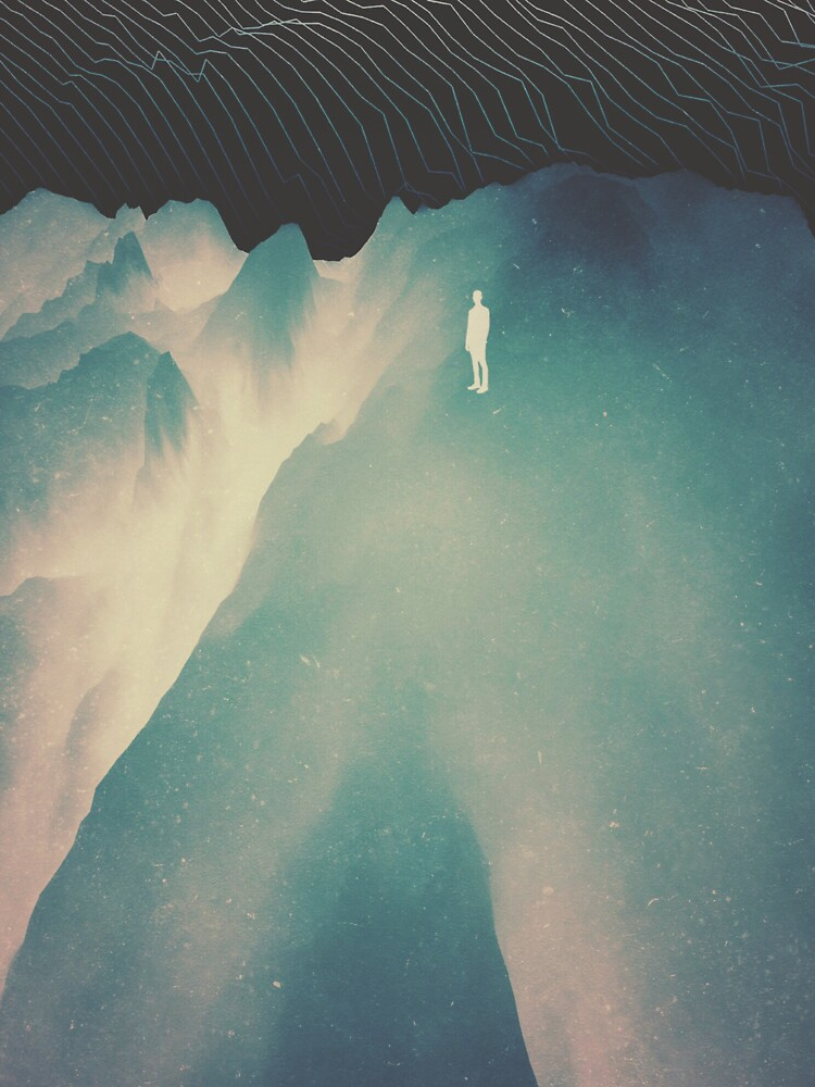 Falling by sublimenation