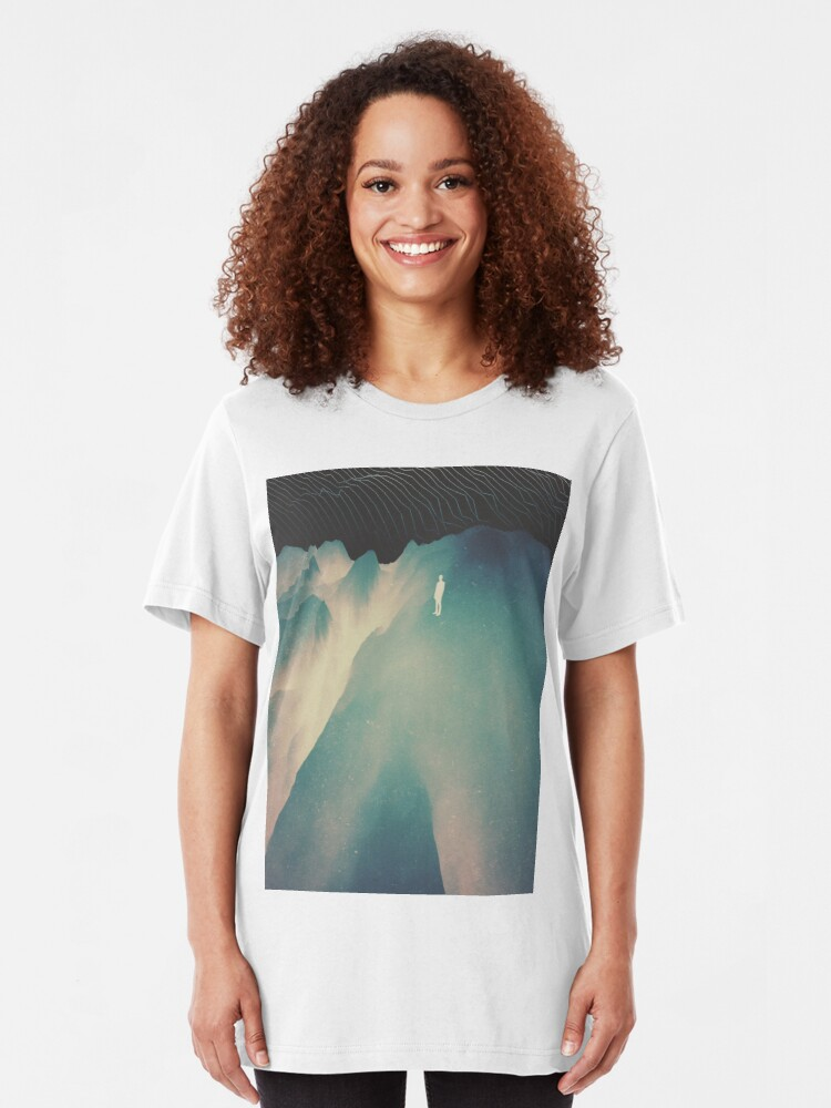 Alternate view of Falling Slim Fit T-Shirt