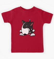 Let's Play English Bull Terrier Black  Kids Clothes