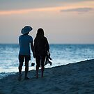 Romantic Stroll by Anthony Wilson