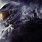 Master Chief Halo by dang00