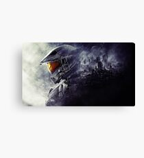 Master Chief Halo Canvas Print