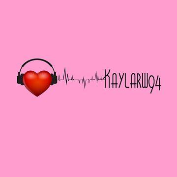 Heartbeat Tattoo- Pink by TheKaylaWatson
