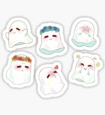 Sweet Ghost Sticker Set Sticker