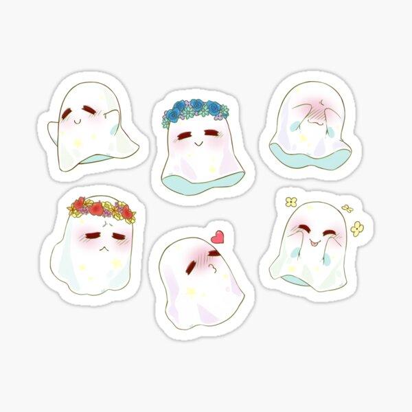 Ensemble d'autocollants Sweet Ghost Sticker