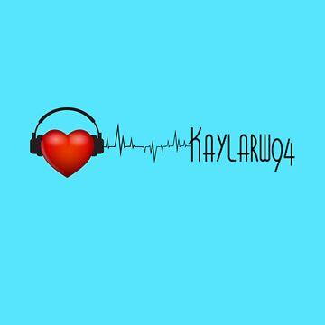 Heartbeat Tattoo- Blue by TheKaylaWatson