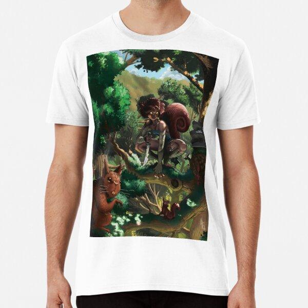 Marie, the Skeakiller T-shirt premium