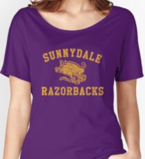 Sunnydale Razorbacks Women's Relaxed Fit T-Shirt