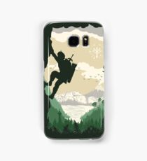 Breath of Adventure Samsung Galaxy Case/Skin