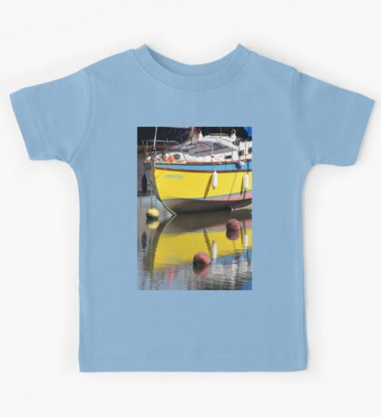 Yellow Boat Kids Clothes