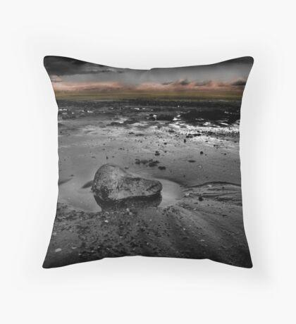 Sand Bay #2 Throw Pillow