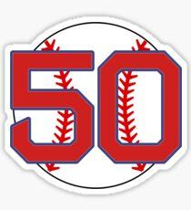 50 Red Sox Mookie Betts Sticker