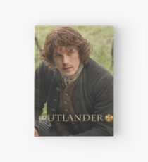 Cuaderno de tapa dura Outlander / Jamie Fraser
