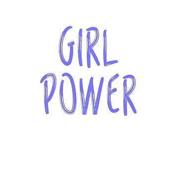 Girl Power by 23connieyu