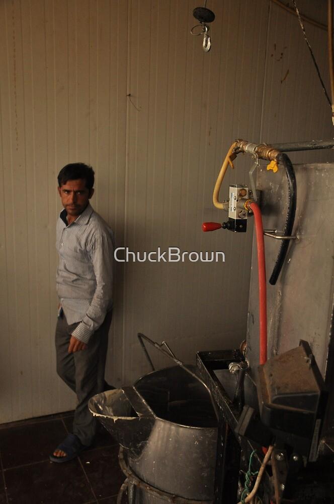 The Bakery_Qustapa_Syrian Refugee Camp_Arbil-KRG I_13-3-2014 by ChuckBrown