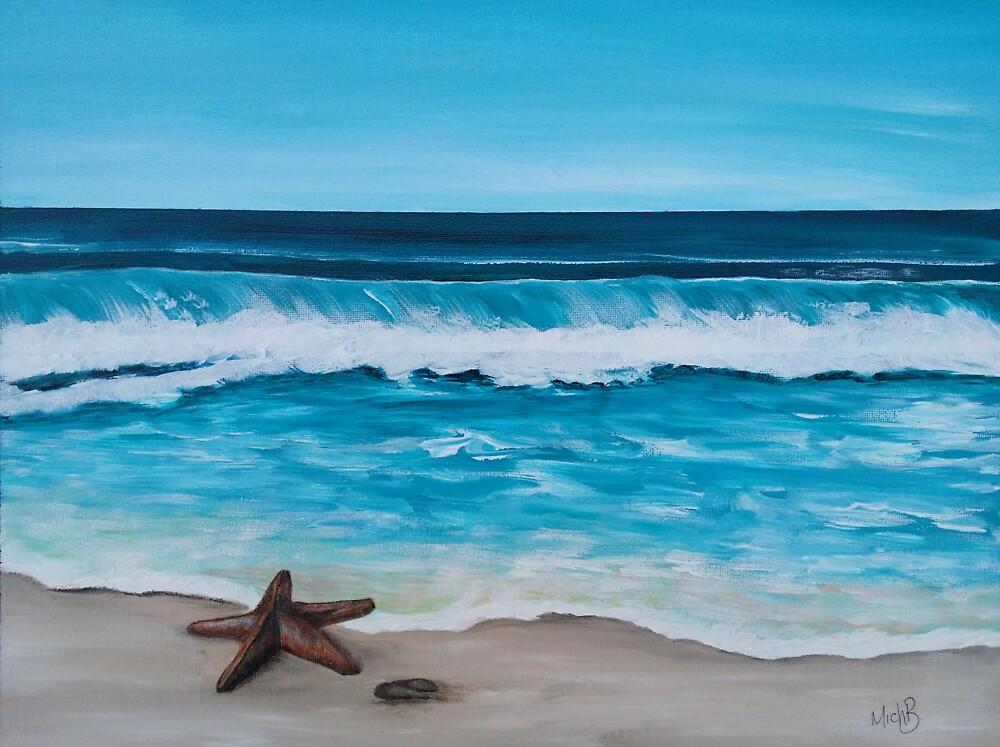 The Beach by BluGeckos